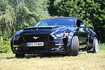Ford Mustang GT 2016 convertible